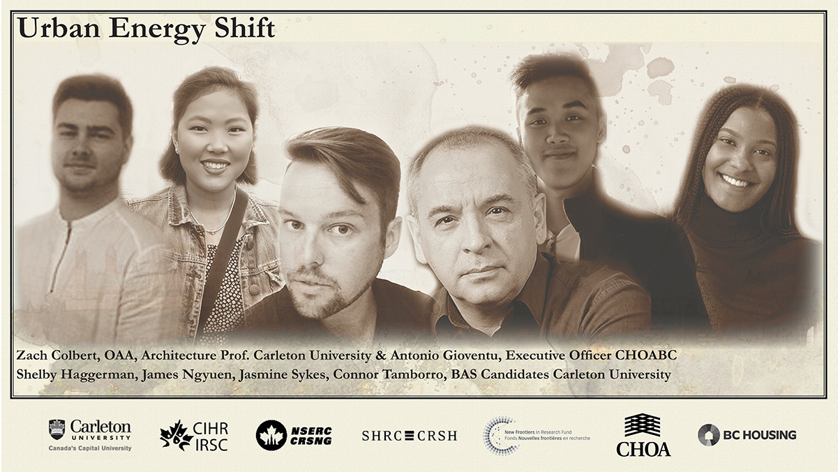 Urban Energy Shift team